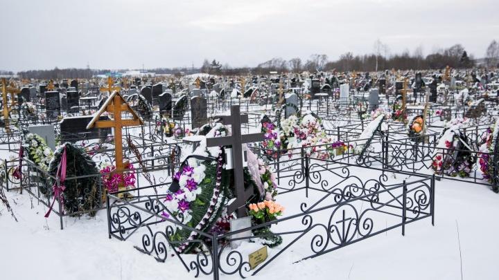 В Ярославской области двое мужчин осквернили 12 могил на кладбище
