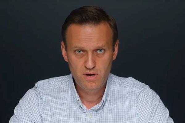 Навальный записал видеообращение к омичам