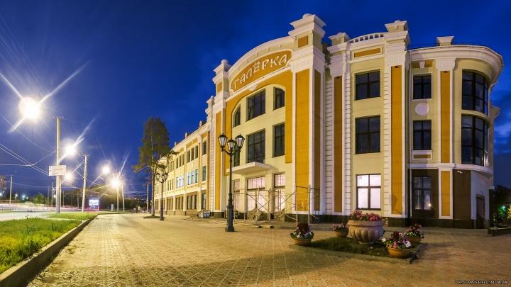 В Омске начали продавать билеты на спектакли в обновлённом здании «Галёрки»