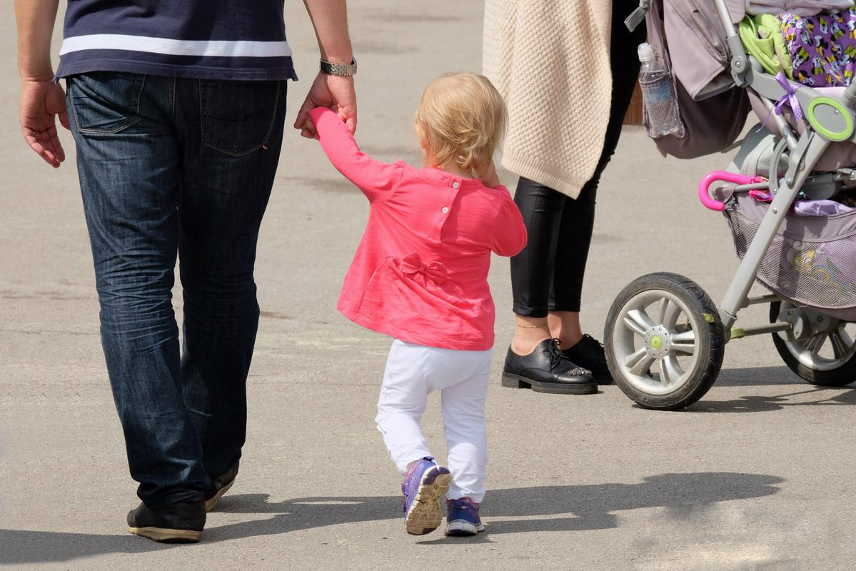 Сергей Большаков уверен, что отцам следует больше времени проводить с детьми