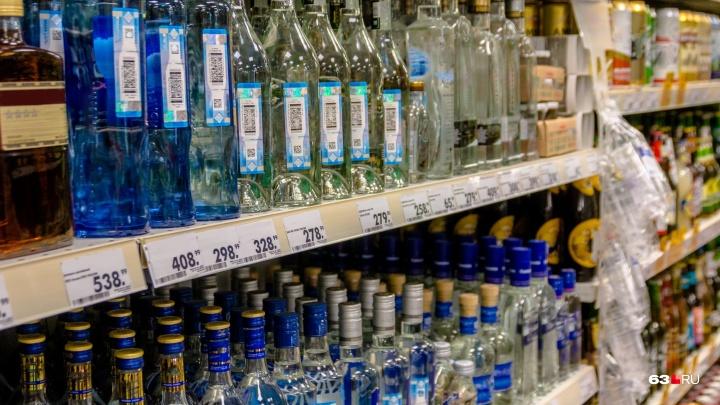 В X5 Retail Group рассказали, почему рухнула витрина с алкоголем в магазине в Самарской области