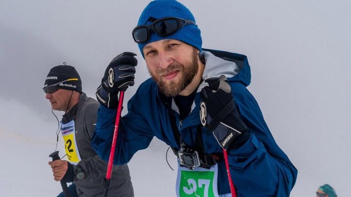 Новосибирские хирурги забрались на самую высокую гору России