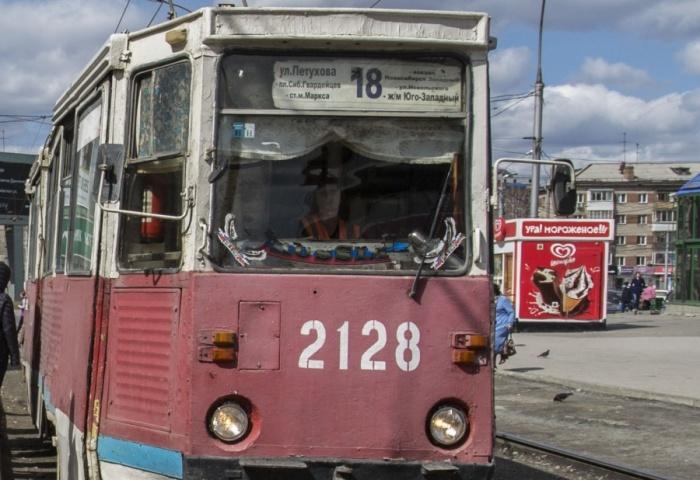 Маршруты трамваев поменяются из-за ремонта путей на пересечении улиц Связистов и Алма-Атинской
