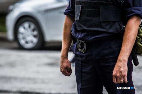 Группу грабителей задержали в Новосибирске