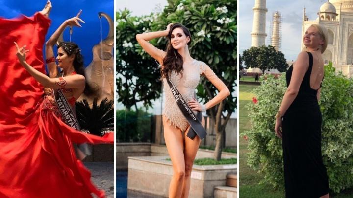 Три пермячки заняли призовые места на международном конкурсе красоты среди замужних моделей