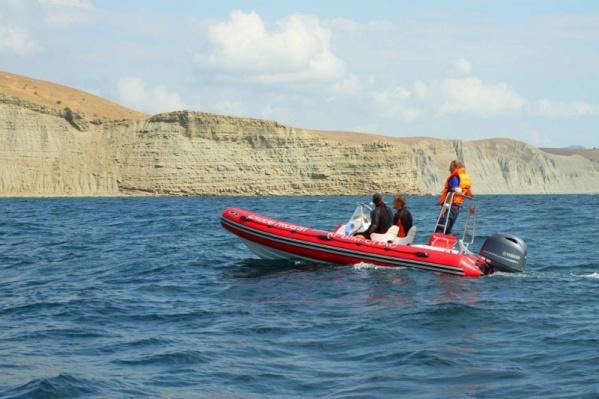 Спасатели вели поисковые работы почти сутки