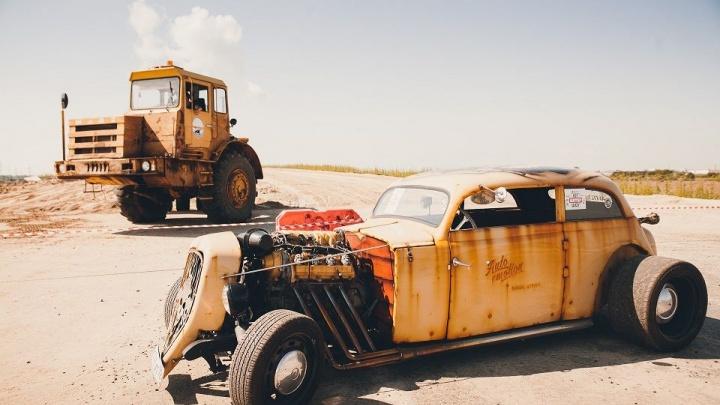 «Москвич» с дверцей от холодильника и домашний танк: 5 историй безумцев, которые сделали машины сами