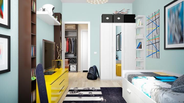 Уже взрослый: как оформить комнату для подростка