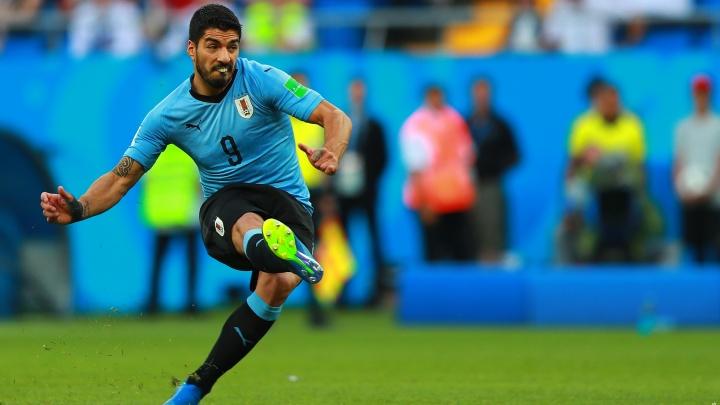 В Ростове Уругвай сыграл с Саудовской Аравией: смотрим, как это было!