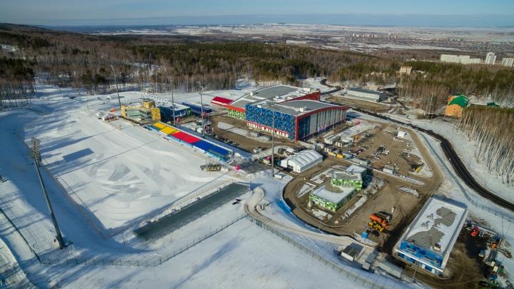 «Сибиряк» требует 221 миллион рублей за дополнительные работы на объектах Универсиады