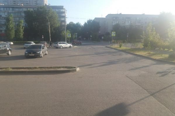 Волгоградцы жалуются на пыль в центре города
