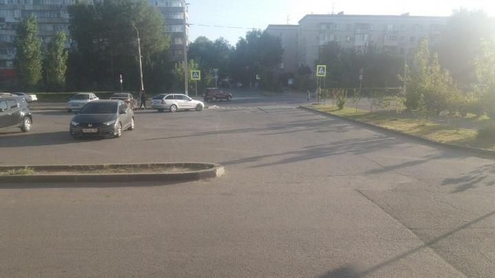 Центр Волгограда накрыла неизвестная пелена