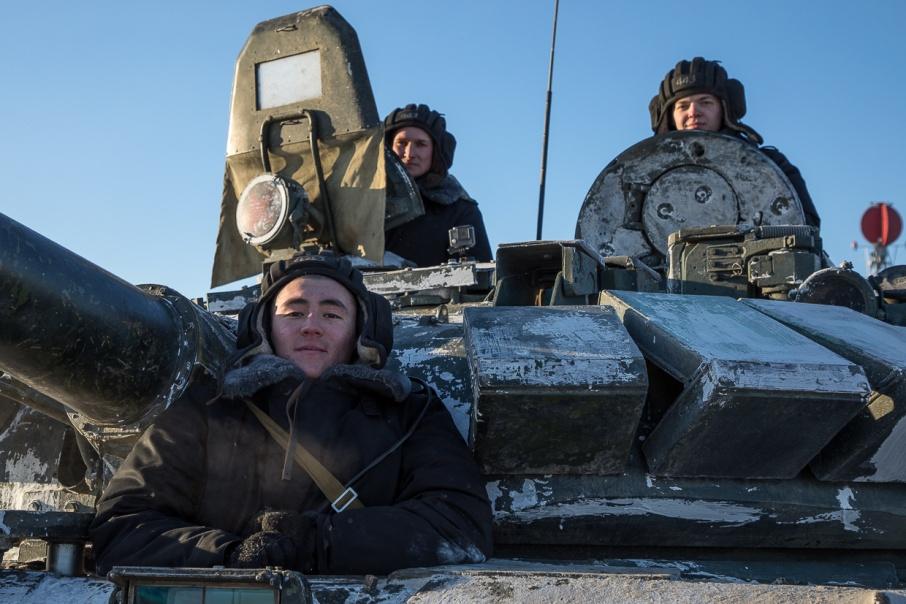 Южноуральские танкисты начали подготовку к международному конкурсу АрМИ-2018
