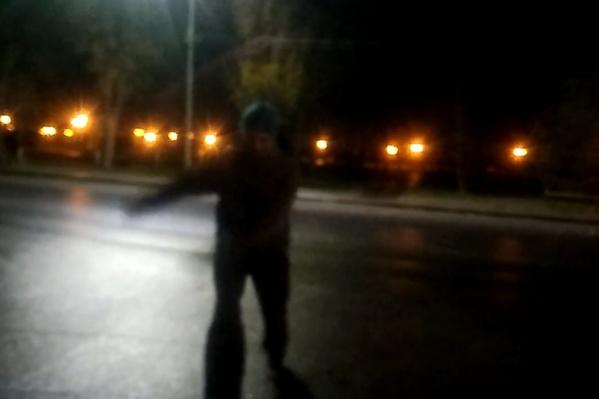 Ночью на Рыбинск обрушился ледяной дождь