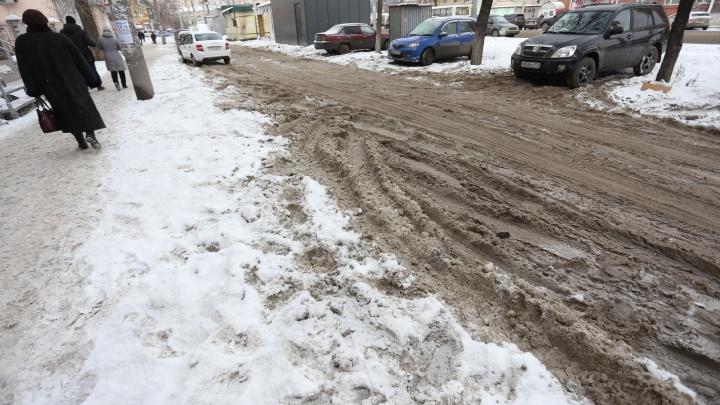В Челябинске закупят дополнительную технику для уборки тротуаров от снега