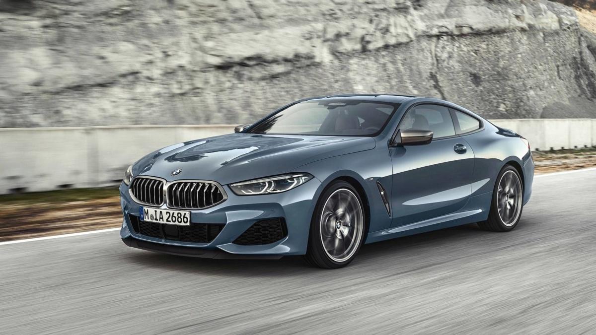 BMW показала свою самую крутую модель