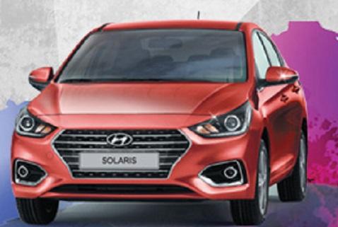 Официальный дилер подготовил выгодные весенние предложения на автомобили Hyundai