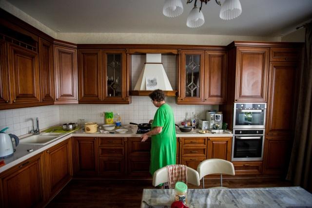 Квартиры и коттеджи предоставляют с ремонтом и оборудованными кухнями и санузлами