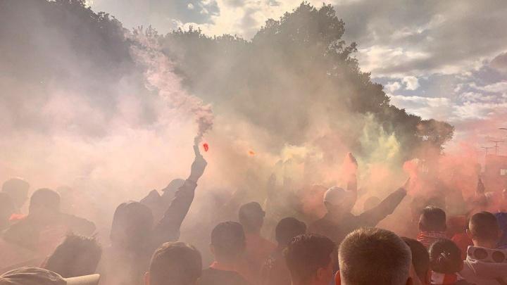 «Крылья Советов» и «Спартак» оштрафовали на 400 тысяч рублей за дебош на «Самара Арене»
