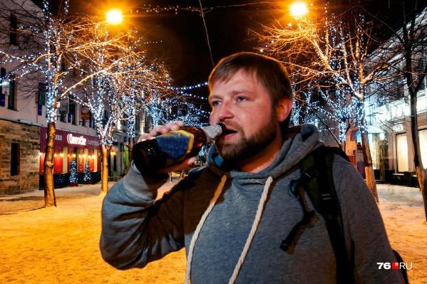 Власти хотят, чтобы на празднике было побольше трезвых гостей, а пьяных — по-минимуму