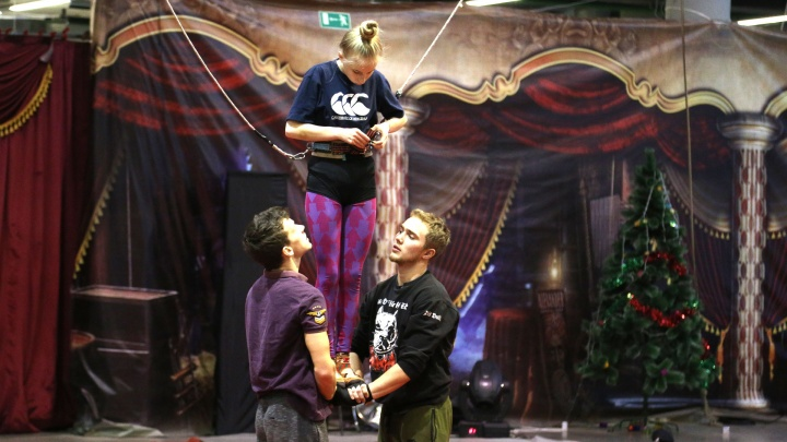 Цирка не будет: суд запретил шапито в Уфе