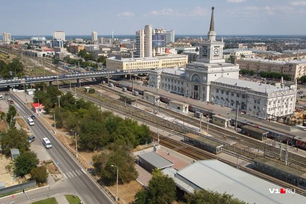 Железная дорога уже раскроила Волгоград, а рокадная заставит город замкнуться в себе