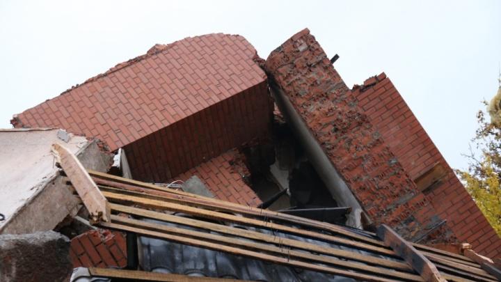 «Нет папы и дома»: семья погибшего при взрыве на Внутреннем проезде нуждается в деньгах