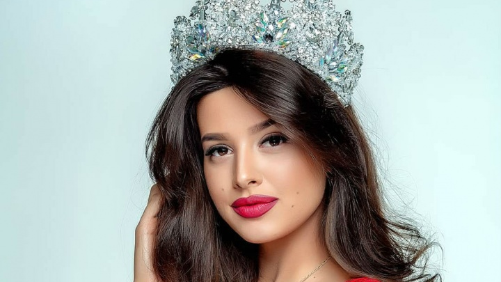 Ярославна получила корону на международном конкурсе красоты