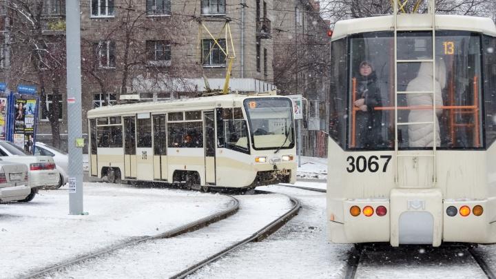 Подождём на остановке: общественный транспорт станет ходить реже в новогодние праздники