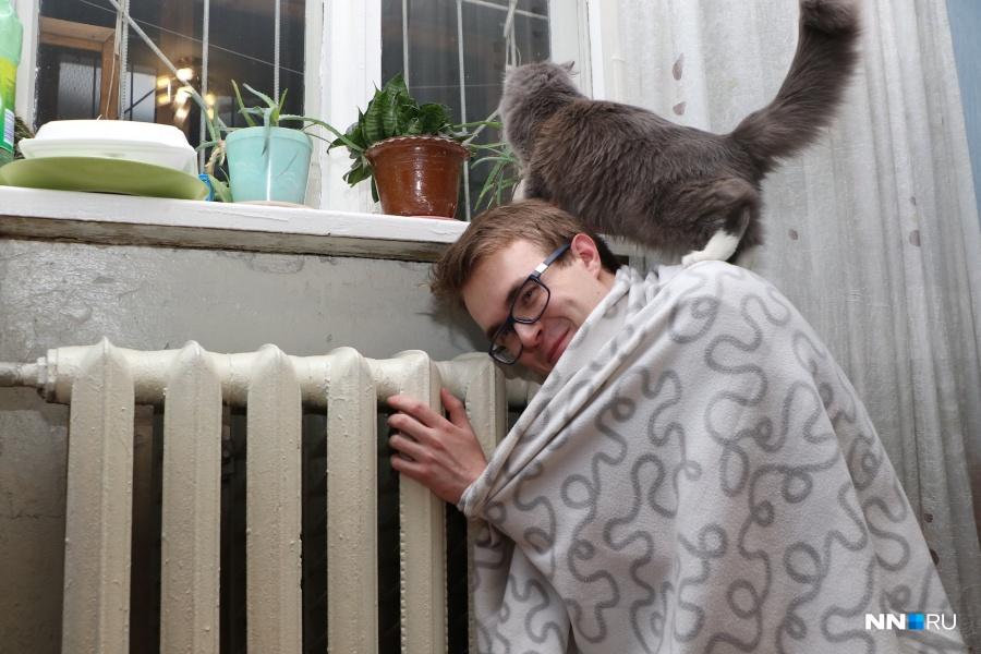 «Теплоэнерго» начинает подачу отопления позаявкам покупателей