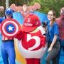 В Ростове прошел фестиваль с яблочным вкусом