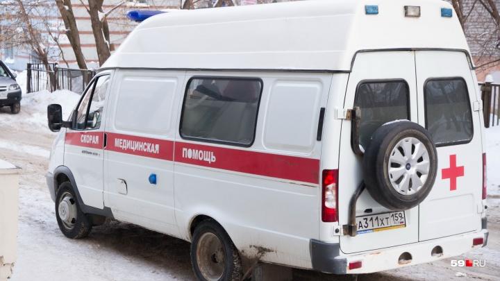 В пермской больнице умерла женщина, получившая травмы при катании с горки