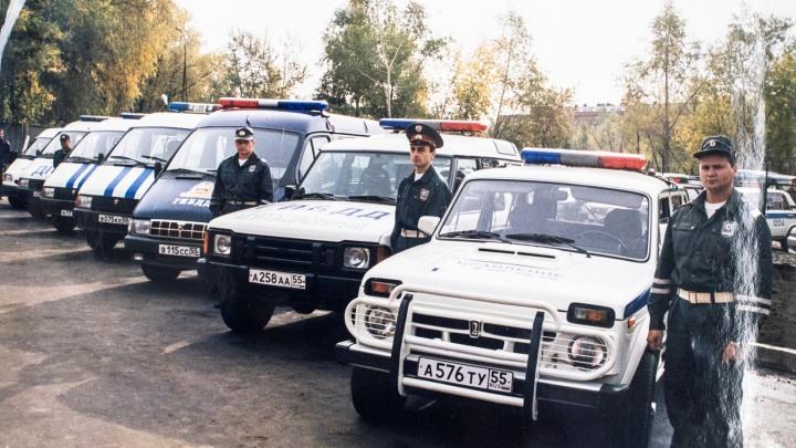От мотоцикла до «Эксплорера»: история автомобилей омской Госавтоинспекции