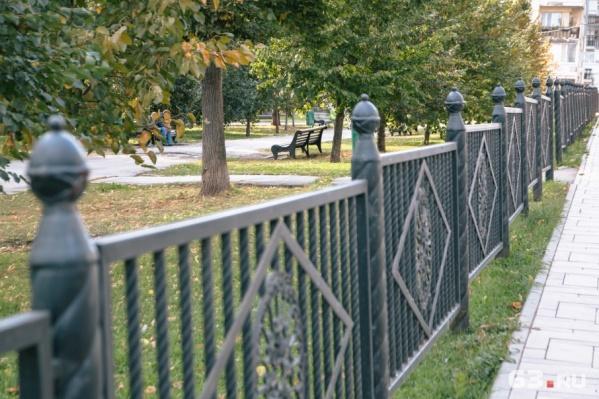 На территории города может появиться новый парк
