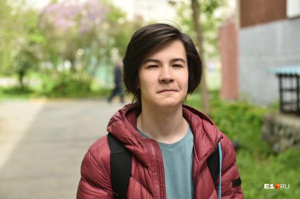 Даниил Казанцев единственный из российской команды получил одну из главных наград научной ярмарки в США