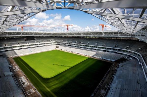 Калининград примет матчи группового этапа чемпионата мира FIFA 2018 в России