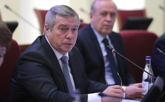 Министр ЖКХ Ростовской области получил выволочку от губернатора за проблемы с городской средой