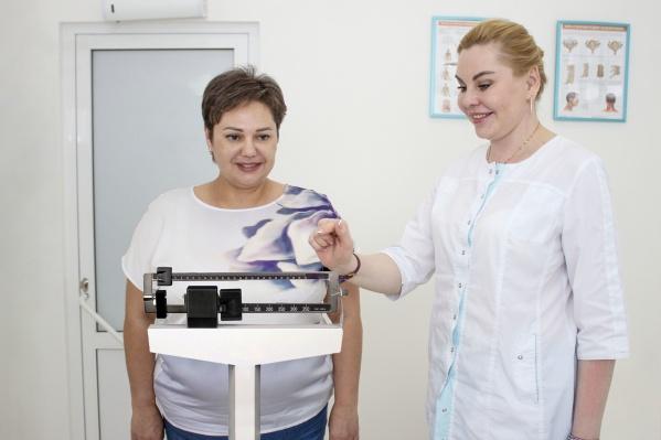 В клинике «Доктор Ост» пациенты теряют до 10 кг в месяц без диет и тренировок