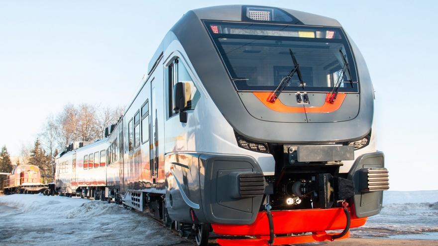 С камерами и подъемниками: из Ростова в Волгодонск начнут ходить новые рельсовые автобусы