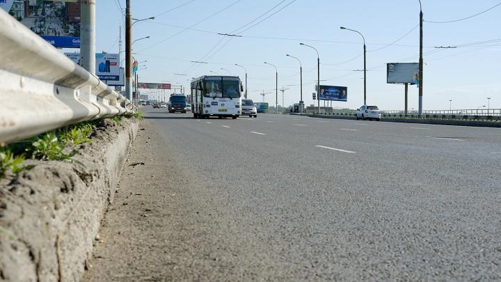 В Омске из-за холодных ночей весной снизилось число смертельных ДТП