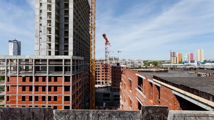 Новая столица: большой фоторепортаж с городских строек