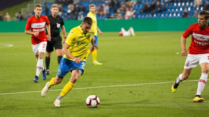 Стало известно, с кем ФК «Ростов» сыграет в феврале