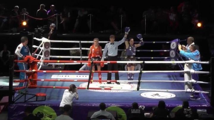 Челябинская Дюймовочка завоевала бронзу на чемпионате мира по тайскому боксу
