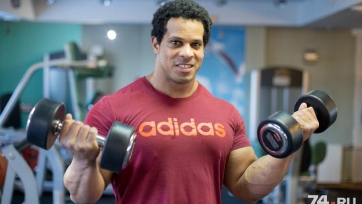 «Зачем челябинкам худеть?»: тренер с Острова свободы мечтает стать чемпионом России по бодибилдингу