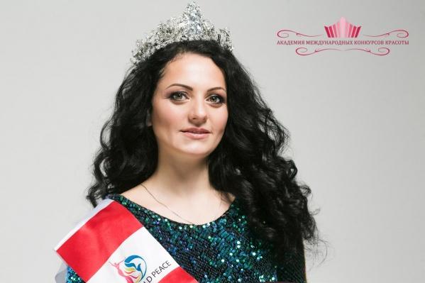 37-летняя Наталья Пархоменко из Красноярска