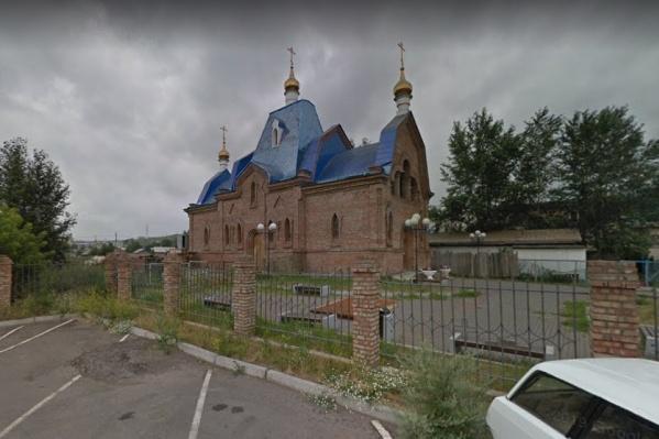 Оказывается, храм на Тургенева строят ещё с 2006 года