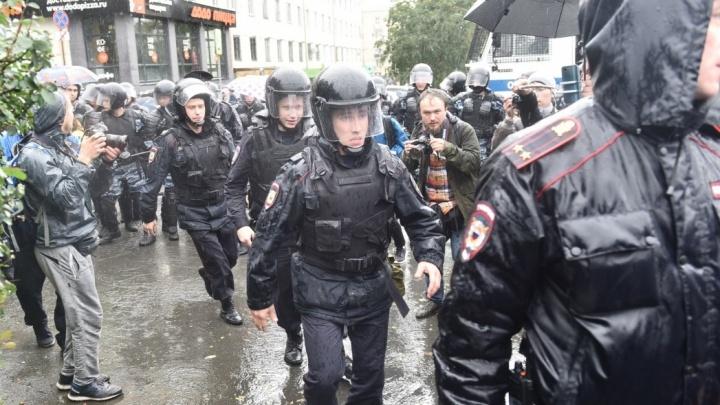 Требуем вмешаться: главред E1.RU обратилась к прокурору области с жалобой на произвол полиции