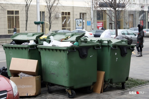 Большую часть мусора будут перерабатывать