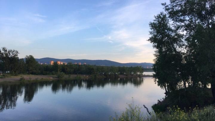 За выходные в Красноярском крае утонули два человека