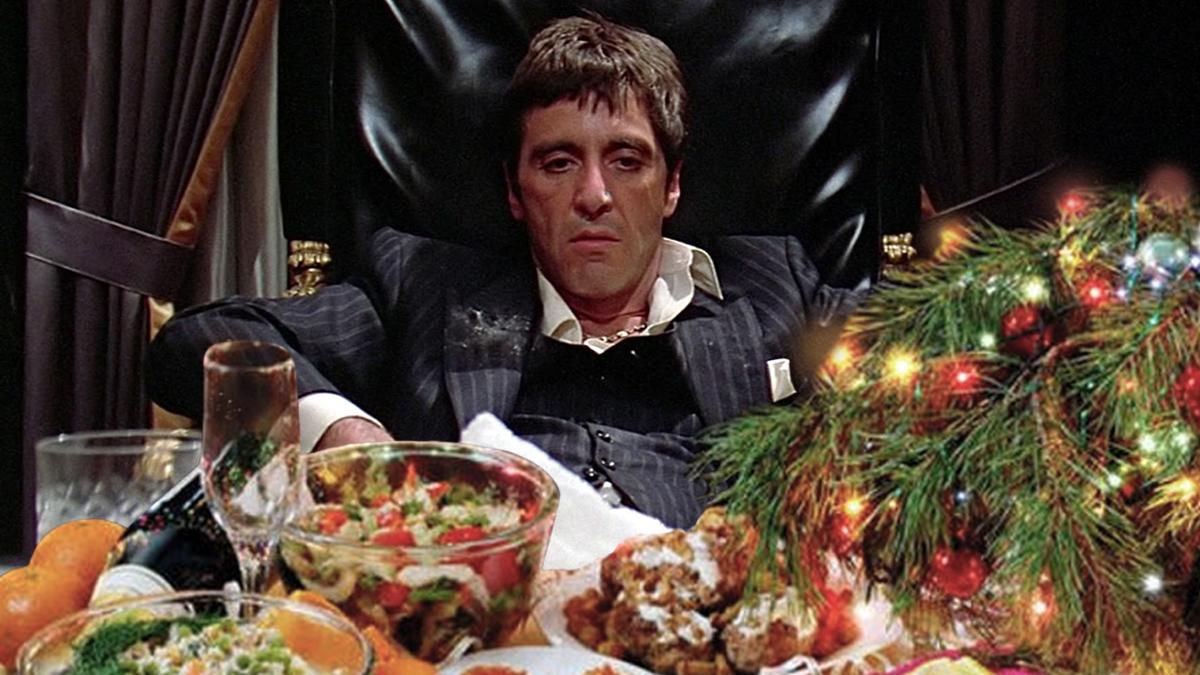 Сытные салаты нужно доесть не позднее 1 января